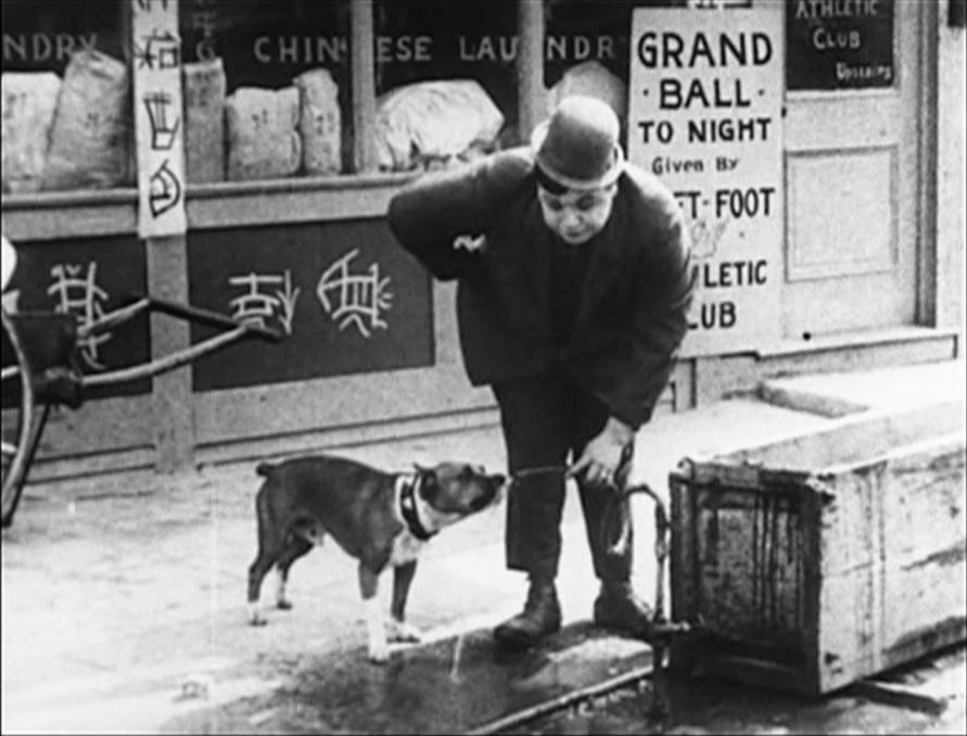 Fatty's Faithful Fido (1915)