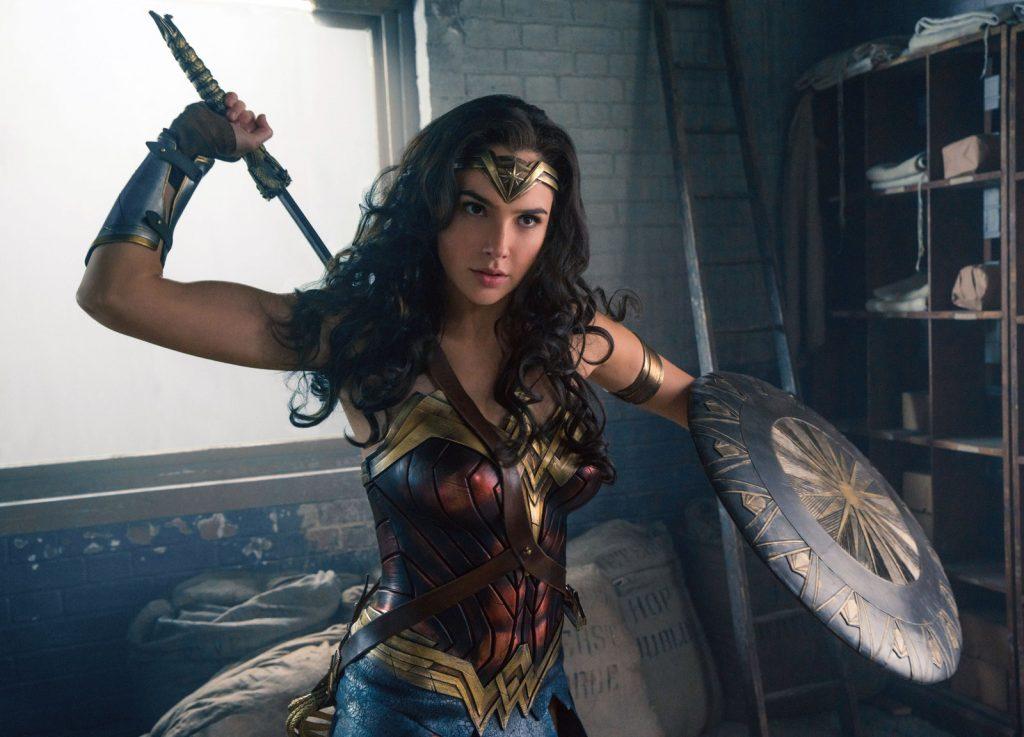 รีวิวเรื่อง Wonder Woman (2017)