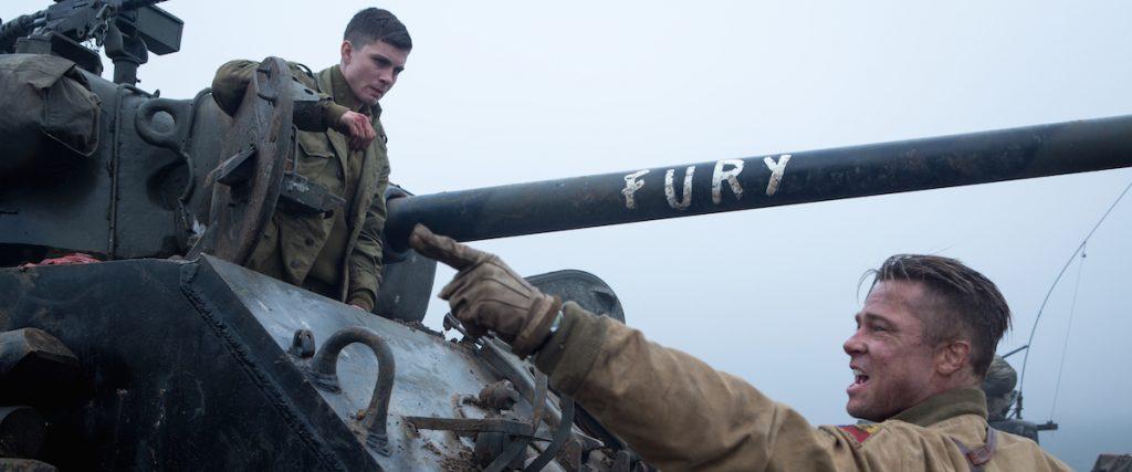 รีวิวหนังเรื่อง Fury